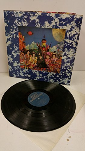 THE ROLLING STONES their satanic majesties request, gatefold, TXS 103