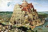 FFLFFL Rompecabezas para Adultos 5000 Piezas Torre de Babel-Tongtian Tower Juego de Rompecabezas de Madera para Adultos Juego de Rompecabezas para jóvenes Juguete de Regalo