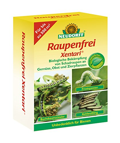 2 x 25g Neudorff - Raupenfrei Xentari