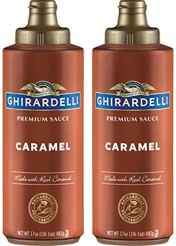 Ghirardelli Caramel Flavored Sauce