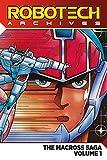 Robotech Archives: The Macross Saga Vol. 1