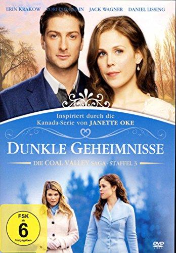 DUNKLE GEHEIMNISSE - Die Coal Valley Saga Staffel 3 Teil 2 ( Janette Oke )