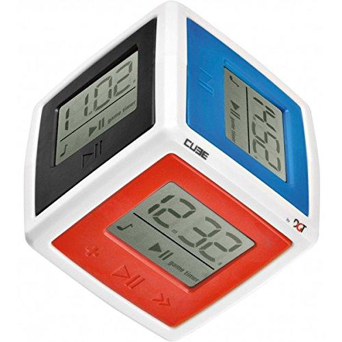 Digital Game Technology BV 10105 - DGT Cube 6-Spieler Spiel Timer, Lern und Experimentierspielzeug