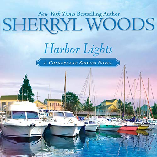 Harbor Lights audiobook cover art