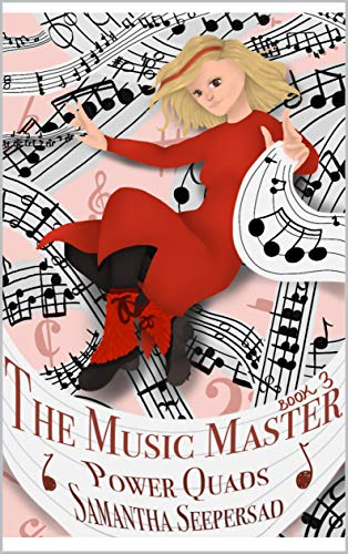 The Music Master (Power Quads Book 3) (English Edition)