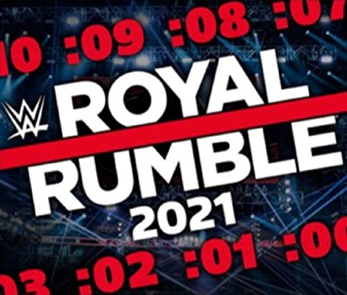 WWE - Royal Rumble 2021 (2 DVDs)