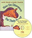 How Do Dinosaurs Eat Their Food? (Book & CD)