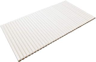 東プレ シャッター式風呂ふた ホワイト 65×119cm S12
