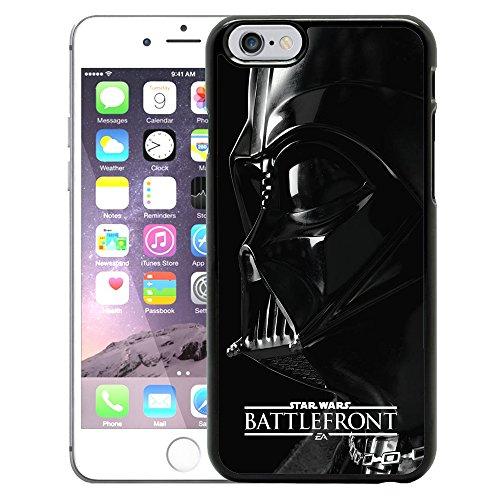 Star Wars Battlefront Coque pour Apple iPhone 6–T1788–Dark Vador–Noir