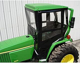 Original Tractor Cab Hard Top Cab Enclosure for John Deere 790 and 3005E