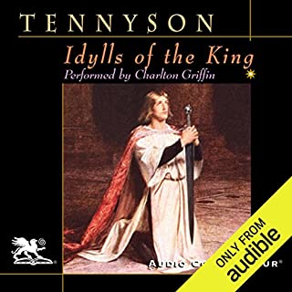 Idylls of the King cover art