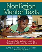 Best mentor texts for writing Reviews