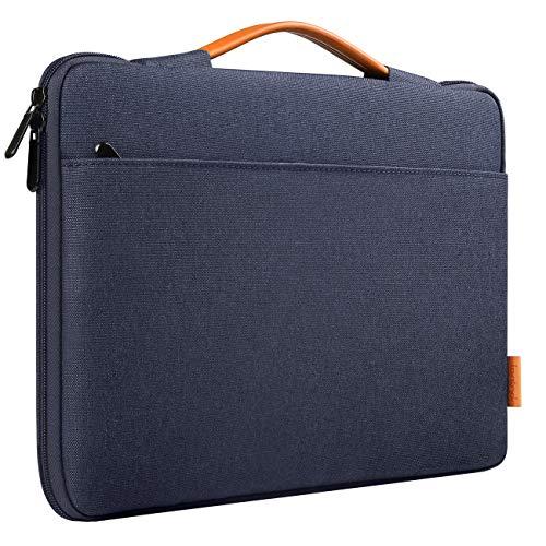 Inateck 13/13.3/13.5 Zoll Laptop Hülle Tasche Sleeve Hülle Kompatibel 13.3 Zoll MacBook Air 2018-2012/MacBook Pro 2018-2012/Surface ProX/7/6/5/4/3/13.5 Zoll Surface Laptop3/2/2017/Surface Book