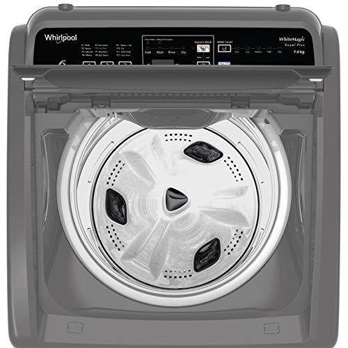 Whirlpool 7 Kg 5 Star Royal Plus Fully-Automatic Top Loading Washing Machine (WHITEMAGIC ROYAL PLUS 7.0, Grey, Hard Water Wash) 4