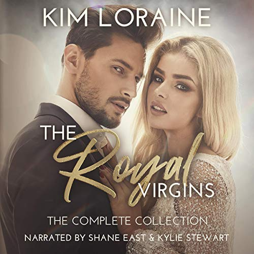 The Royal Virgins: The Complete Collection audiobook cover art