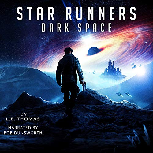 Couverture de Star Runners: Dark Space
