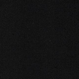 heavy black cotton fabric