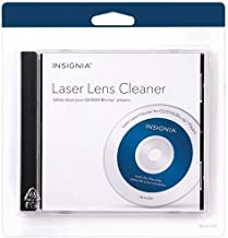 Insignia CD/DVD/Blu-ray Laser Lens Cleaner (NS-HCL303-C)