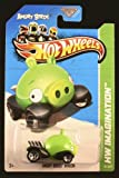 Hot Wheels Angry Birds Minion HW Imagination / 2012 New Models 2013 Basic Car 1:64 Scale Series Collector #35 of 247