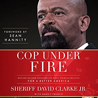 Cop Under Fire audiobook cover art