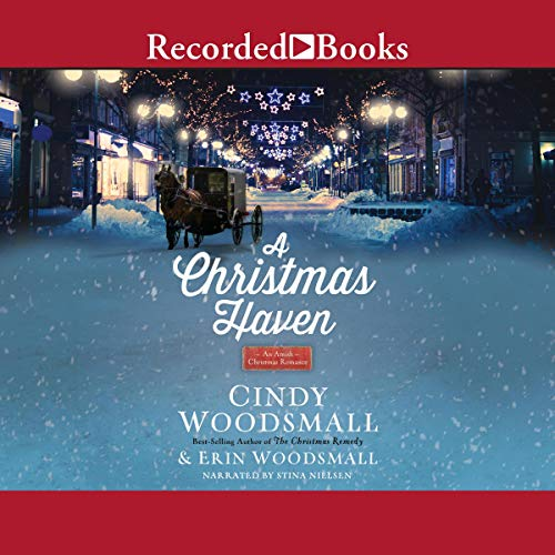 A Christmas Haven audiobook cover art