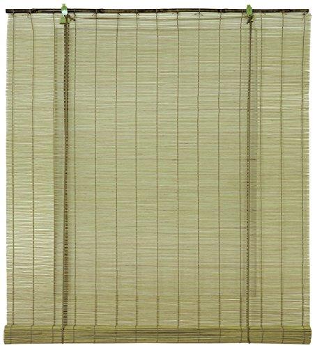 OCRES - Estor Enrollable Bambú Natural Cactus 60X175