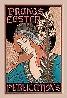 "Prang 's Easter Publications Fineアートキャンバス印刷( 20"" x30"" )"