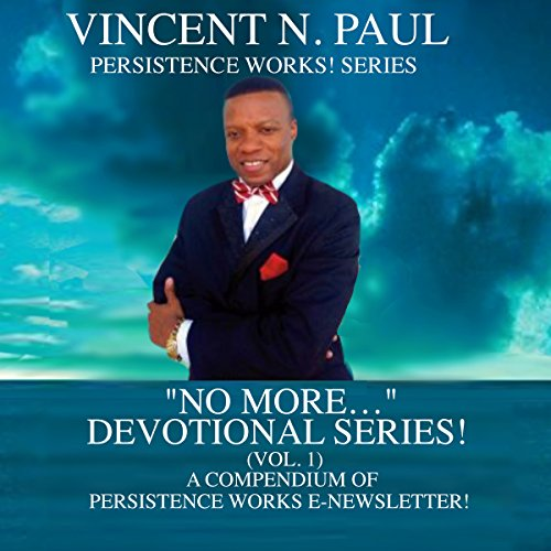 """No More..."" Devotional Series! audiobook cover art"
