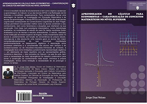 Aprendizagem do Cálculo para Economistas: Caraterização de Conceitos Matemáticos no Nível Superior