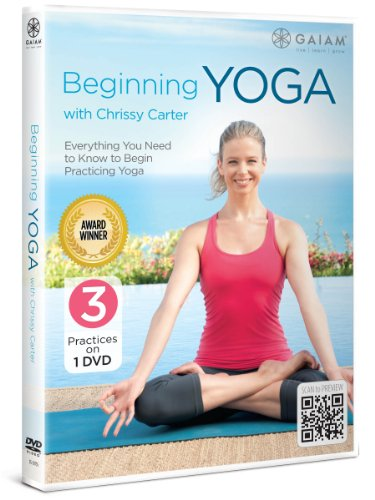 Beginning Yoga with Chrissy Carter