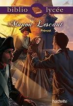 BIBLIOLYCEE - Manon Lescaut d'Abbé Prévost
