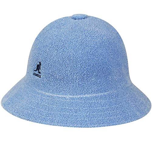 Kangol Headwear Unisex Mütze Bermuda Casual, Gr. Medium (Herstellergröße:M), Blau (Light Blue)
