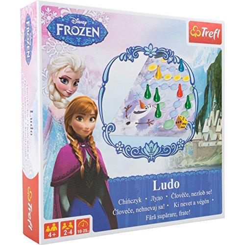 Small Foot - 7840 - Ludo Frozen