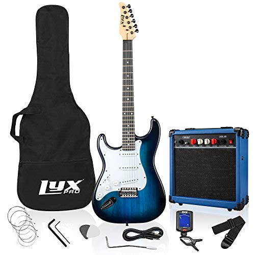 3. LyxPro Left Hand Electric Guitar