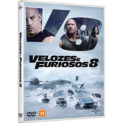 VELOZES E FURIOSOS 8 DVD