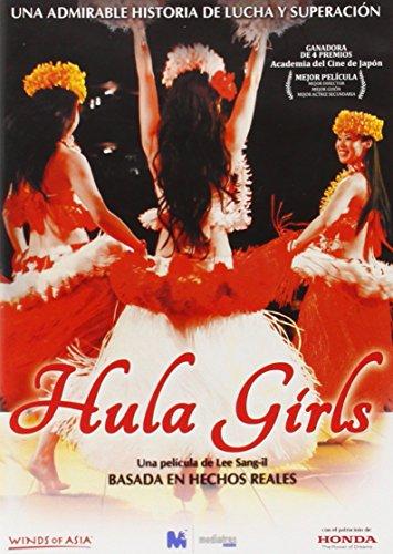 Hula girls [DVD]