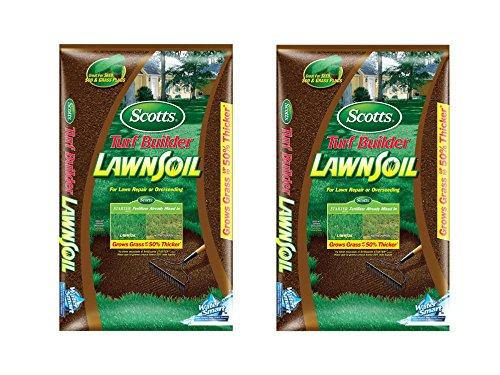 Scotts Turf Builder Lawn Soil