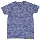 BODYGLOVE スポーツ 半袖 Tシャツ メンズ ネイビー L sn065