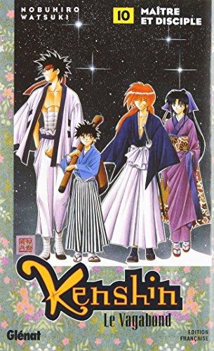 Kenshin le vagabond - Tome 10: Maître et disciple