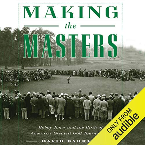 Making the Masters  By  cover art