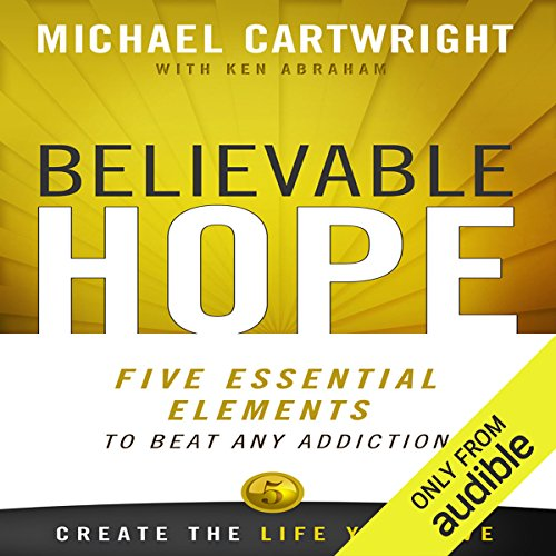 Believable Hope audiobook cover art