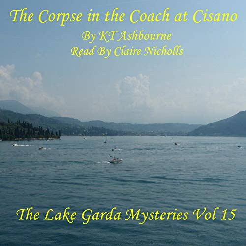 The Corpse in the Coach at Cisano audiobook cover art