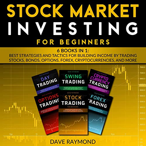 Stock Market Investing for Beginners: 6 Books in 1 Titelbild