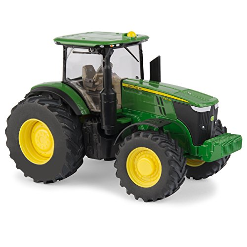 ERTL John Deere Scale 7310R Tractor Durable Die-Cast and Plastic Farm Toy Replica (1:32 Scale)