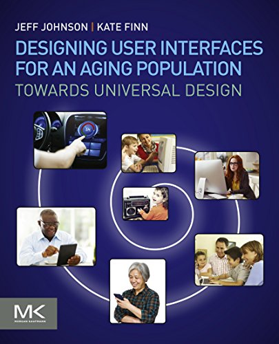 Designing User Interfaces for an Aging Population: Towards Universal Design (English Edition)