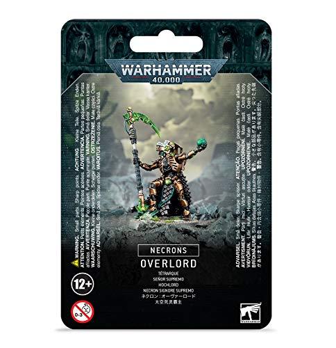 Warhammer Games Workshop 40.000: Necrons - Overlord
