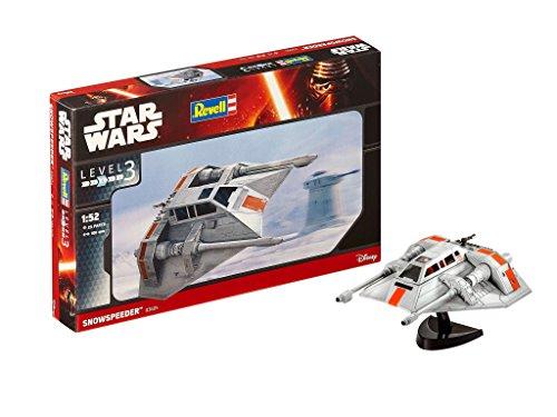 Revell Star Wars Snowspeeder, Kit modele, Escala 1:52 (03604)