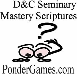 Ponder Games – Doctrine & Covenants Seminary Mastery Scriptures