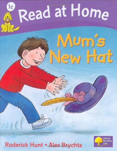 Read at Home: More Level 1C: Mum's New Hat (Read at Home Level 1c)の詳細を見る