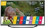 Abbildung LG 60UF770V 60Zoll 4K Ultra HD Smart-TV WLAN Schwarz - LED-Fernseher (152,4 cm (60 Zoll), 3840 x 2160 Pixel, 4K Ultra HD, Smart-TV, WLAN, Schwarz)